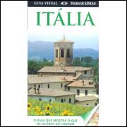 LIVRO: Itália - Guia Visual - Folha de S. Paulo - Vários Autores